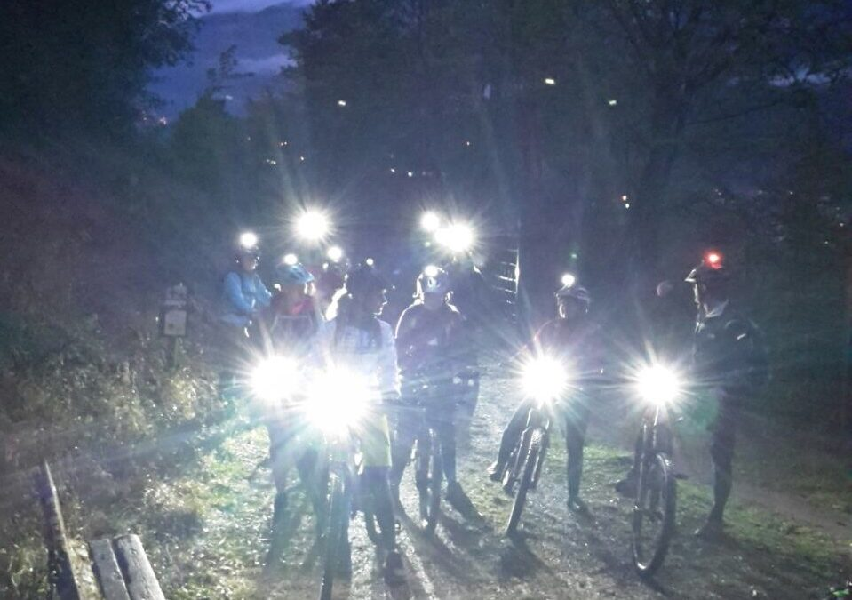…MOUNTAINBIKE Woman's Camp :: light up the Trails in Latsch!!!